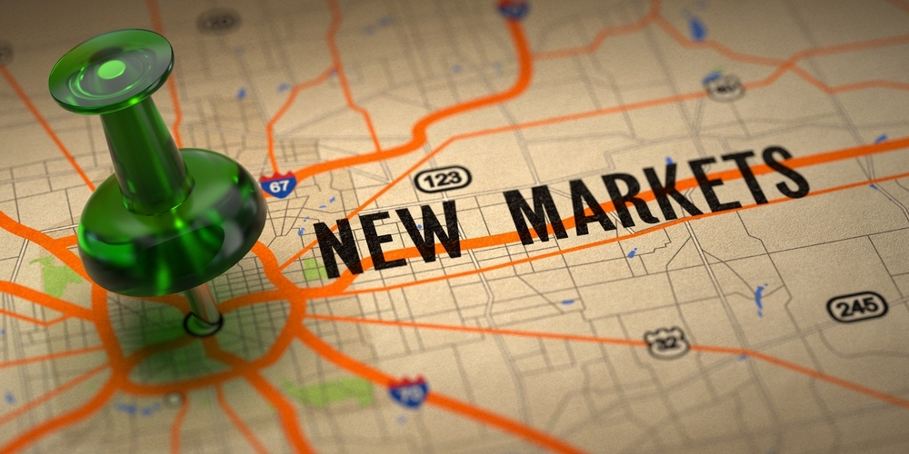 Business plans and ventures new market